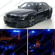 Ultra Blue Interior LED Package For BMW 5 Series E60  2004-2010 (12 Pieces)#462