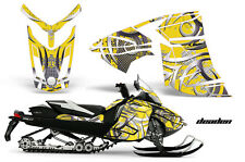 Snowmobile Graphics Kit Decal Wrap For Ski-Doo Rev Xr Gsx Summit 2013+ Deaden Y