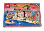 LEGO Town Paradisa 6410 Cabana Beach New Sealed HTF Girls Female