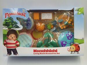 Monchhichi set accessoires living room pour maison figurine KIKI 2018 SILVERLIT