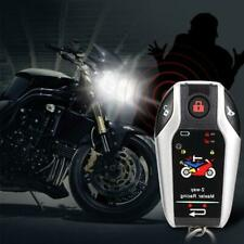 Two Way Motorcycle Alarm Motorbike 12V Anti-theft Security System Start Alarms