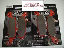PASTIGLIE FRENO FM RBP2049/50 ANTERIORI KAWASAKI ER-6N 650 2009