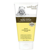 Wotnot 100% Natural Baby Lotion (3-in-1) 135ml Body
