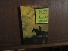 Christine de Rivoyre: Le petit matin