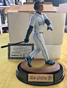 1996 Salvino Seattle Mariners Ken Griffey Jr Figurine Limited Edition RARE