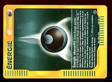 POKEMON EXPEDITION RARE N° 158/165 ENERGIE OBSCURITE