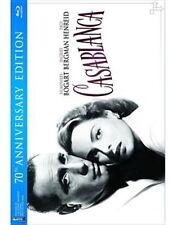 Casablanca 70th Anniversary Edition 0883929224876 Blu-ray Region a