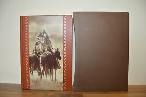 Bury My Heart at Wounded Knee - Dee Brown  - Folio Society 2007 (#45) First Ptg