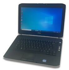 """Dell Windows 10 laptop 14.1"""" Cheap Core i5 2nd to 6th Gen up to 16GB 480GB SSD"""