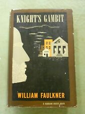 William Faulkner Knight's Gambit First Edition in Jacket