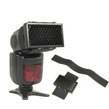 NEW Honeycomb Kit For Flash Gun Accessories Kit