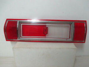 Mopar NOS 1979-80 Plymouth Volare, 2 & 4 Door Left Hand Tail Lamp Lens 4076861