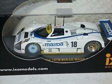 Ixo Mazda 787B  Le Mans 1991 No. 18 Kennedy/Johansson/Sala REF: LMC028