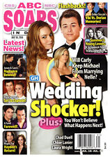 ABC Soaps In Depth Magazine July 30 2018 Chad Duell Chloe Lanier Laura Wright