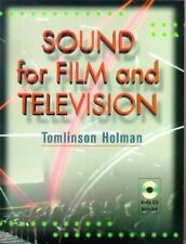 Sound for Film and Television, with accompanying audio CD, Tomlinson Holman, Acc