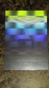 1991 Andretti racing case chase hologram NNO
