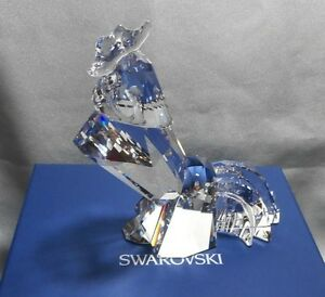 SWAROVSKI SILVER CRYSTAL SYMBOLS THE ROOSTER  659246  MINT IN BOX RETIRED