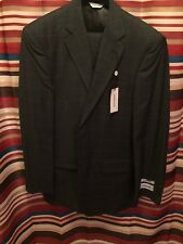 Joseph & Feiss Men's Charcoal Suit 38L and 32W Brand New