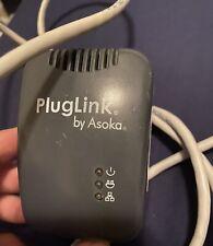 PlugLink by Asoka 9650 Ethernet Adapter (1) Model: PL9650-ETH