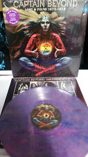 CAPTAIN BEYOND  LOST & FOUND 1972-1973 LP Purple Icarus Astral Lady Stoner Rock