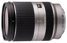 Tamron AF 18-200mm F/3.5-6.3 Di III VC for Sony B011 Silver Express