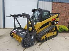 "Paladin Bradco Skid Steer Loader 60"" Magnum Mulcher Series 2 Attachment"