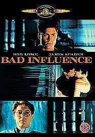 Bad Influence (DVD, 2003)