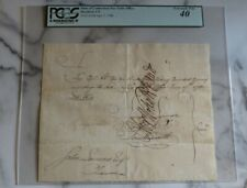 £10 1780 Hartford Connecticut Colonial Currency Pay Table Office Note Bill! 12s