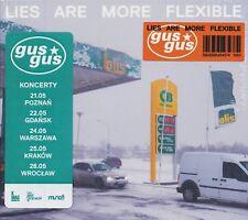 GusGus  [Gus Gus ]- Lies Are More Flexible [CD] POLISH NEW