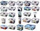 Lock & Lock BPA-Free Plastic Rectangular Food Container Storage Lunch Box Candy