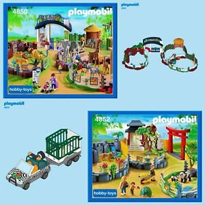 Playmobil * ZOO  4850 4852 4854 4855 / 7476 * Spares * SPARE PARTS SERVICE *