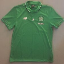 The Celtic Football Club Jersey New Balance Shirt Men's Large