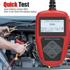 12V Auto Car Battery Load Tester Analyzer Analysis Tools 100-2000CCA BA101