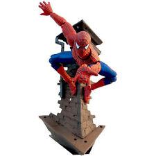 Kaiyodo Revoltech SPIDER MAN Movie Figure Marvel Spiderman Doll Decoration NEW
