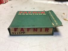 FAFNIR-Bearing, #9115PP, 30 day warranty, free shipping lower 48