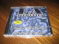 Chicano Rap CD LA Affiliates Hustlin & Bangin - DINERO Mr. Trippalot Lil Sneaks