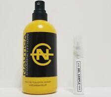 NAUTICA COMPETITION *Yellow* EDT Spray Cologne Men * 5ml Sample Sprayer * rare !