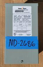 New Fpe 75kva Transformer 1 Single Phase 240v480v 12v24v 3r Buck Boost Sb12n