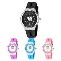 SYNOKE Sport Waterproof Quartz Analog Wrist Watch For Teens Girl Boy Kids Gift