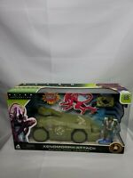 Alien Collection Xenomorph Attacks Action Figures Walmart Exclusive W/ Vehicle!