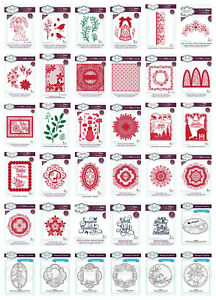 CREATIVE EXPRESSIONS - SUE WILSON CHRISTMAS DIES - FESTIVE COLLECTION 2018