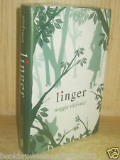 LINGER : MAGGIE STIEFVATER ( HARDBOUND W/ DUST JACKET ,  VERY GOOD)