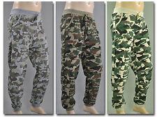 Damen-Trainingsanzüge mit Camouflage-Muster