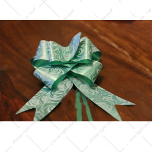 Medium 30mm Pull Bow Quality Gift Present Wrap Ribbon Wedding Car Birthday Party