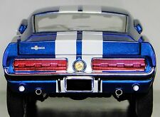 Ford Built Mustang 1967 GT 1 18 Sport Car 24 Vintage Dream 40 Carousel Blue 12