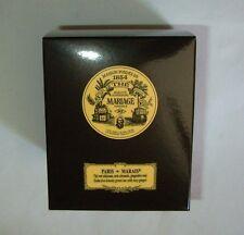 Mariage Frères - PARIS-MARAIS® - Black classical sealed 3.52oz / 100gr