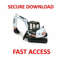Bobcat 442 Excavator Service Manual - FAST ACCESS