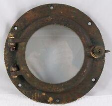 Antique bronze porthole, porthole nautical Wilcox Crittenden Wc #6 porthole