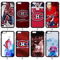 Montreal Canadiens NHL For iPhone iPod Samsung LG Motorola SONY HTC HUAWEI Case