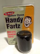 HANDY FARTZ Gas Farts Sound Squeeze Hand Box Whoopee Noise Maker Joke Prank Toy
